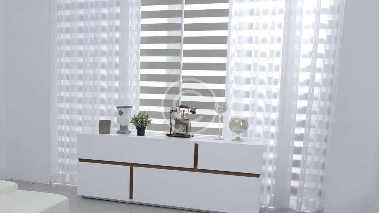 Beyaz Gömme Pencere Kepenkleri